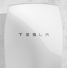 TESLA Powerwall - moderner Batteriespeicher