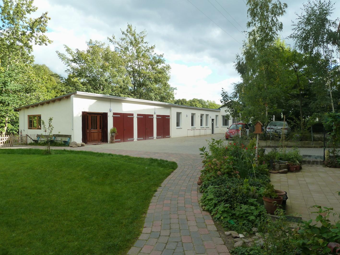 Wilhelmsburg, Vogelhüttendeich 109, Büro in ruhiger Lage